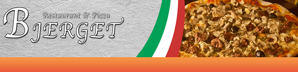 Pizza Bjerget Bundbanner